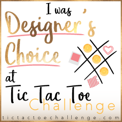Tic Tac Toe Designer's Choice