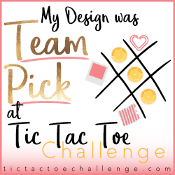Tic Tac Toe Team Pick